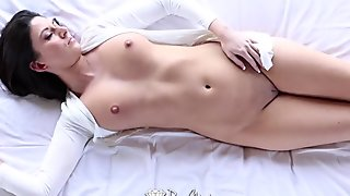 PureMature - Milf Nikki Daniels opens her pussy for a big cock
